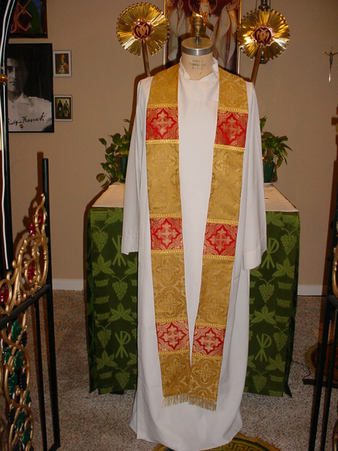 Western Vestment